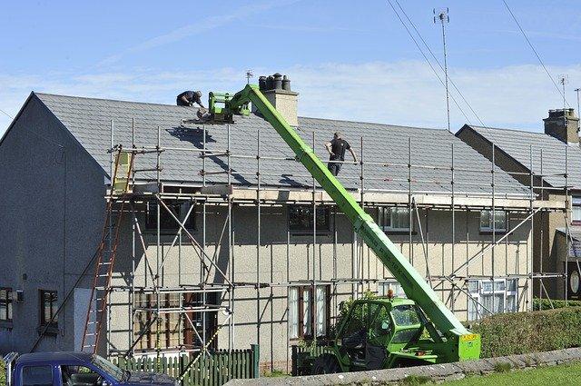 devis rénovation toiture Angers